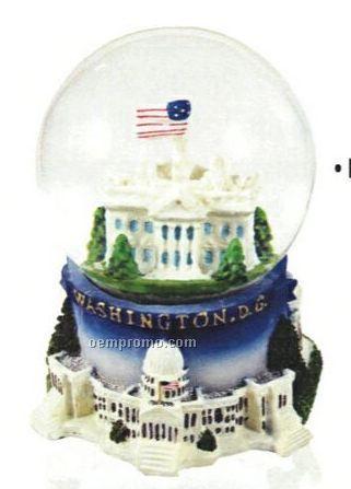 "Custom Snow Globe Water Ball (3.25"")"