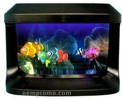 Black Light Aquarium - UV LED