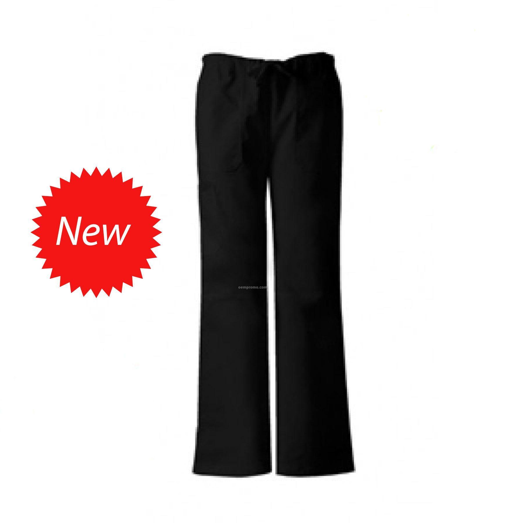Microfiber Ladies Boyfriend Pants