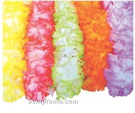 "36"" Jumbo Silk Flower Leis"
