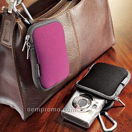 Camera Case With Keychain