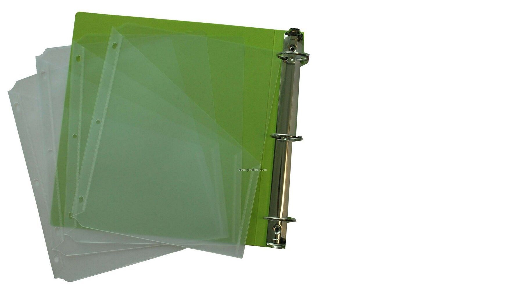 Clear Binder Pocket Sheet Protector