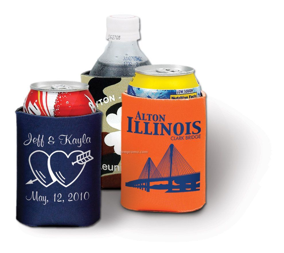 Handy Hugger Collapsible Beverage Can Insulator