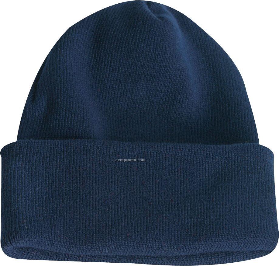 Long Knit Beanie Hat (Overseas 6-7 Week Delivery)