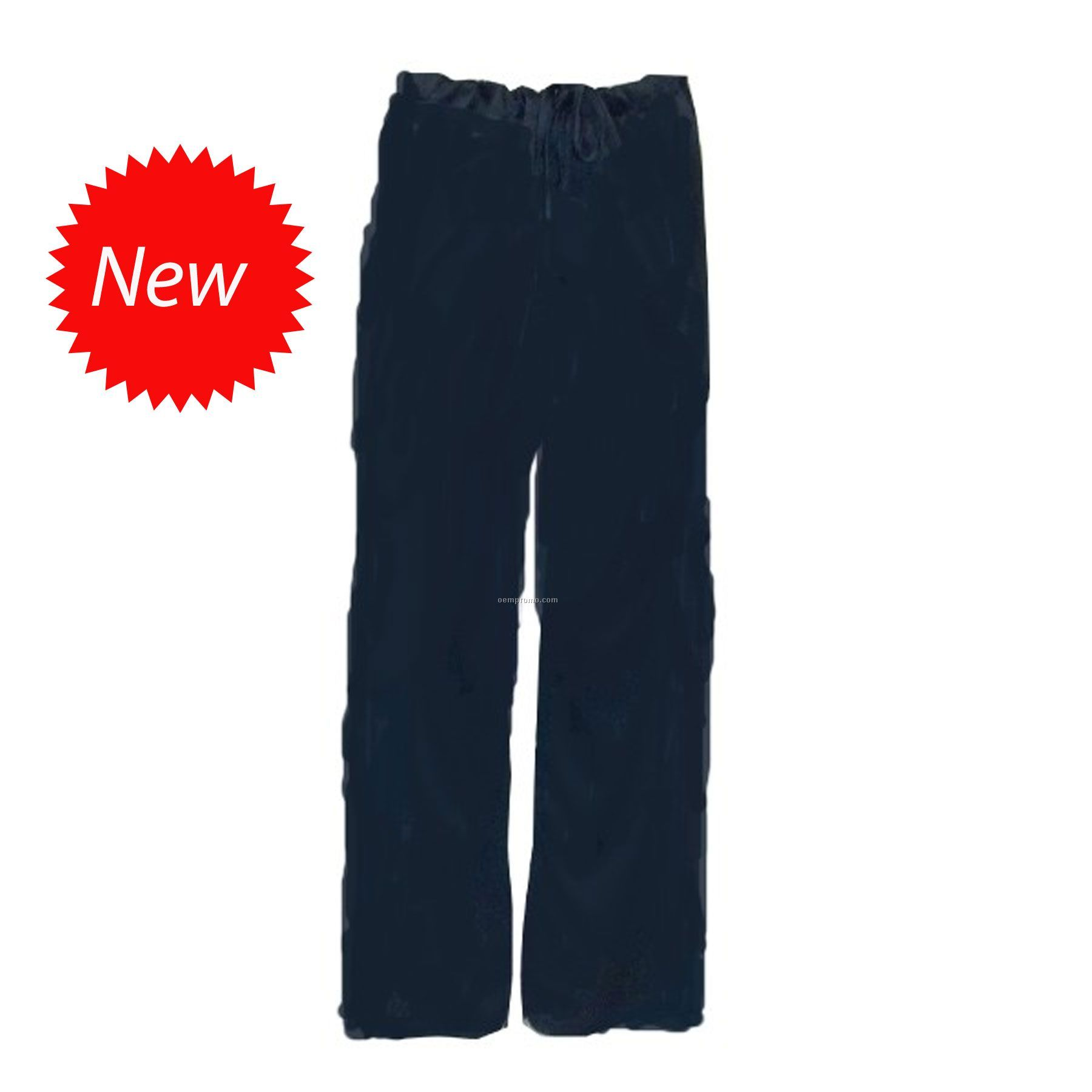 Microfiber Ladies Drawstring Scrub Pants