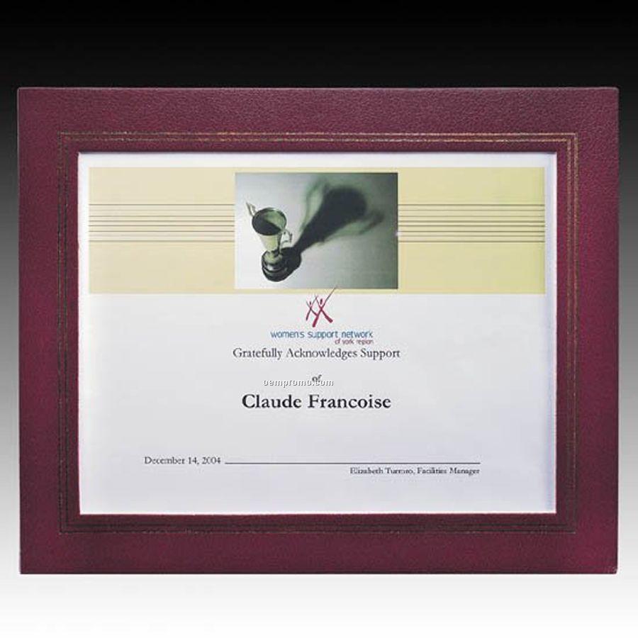 University black wood certificate framechina wholesale for Cheap document frames