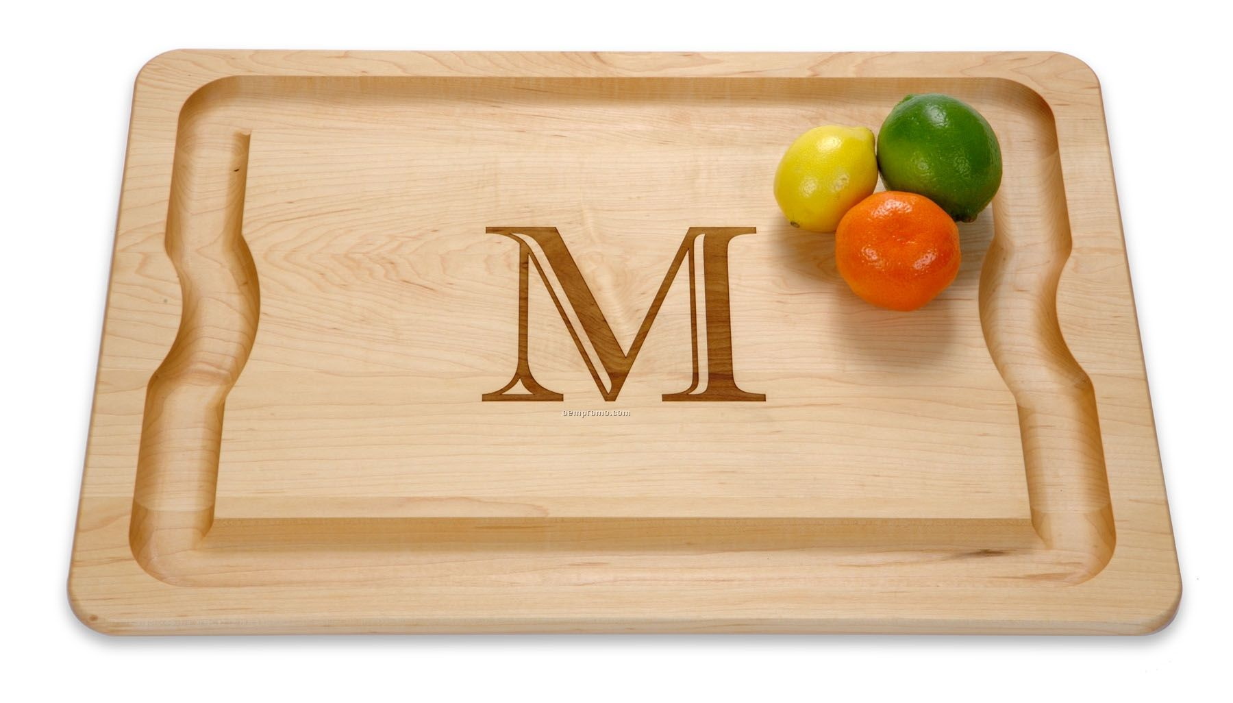 "Monogrammed Barbeque Board (16""X12""X1"")"