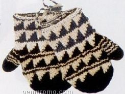 Nepali Wool Mittens