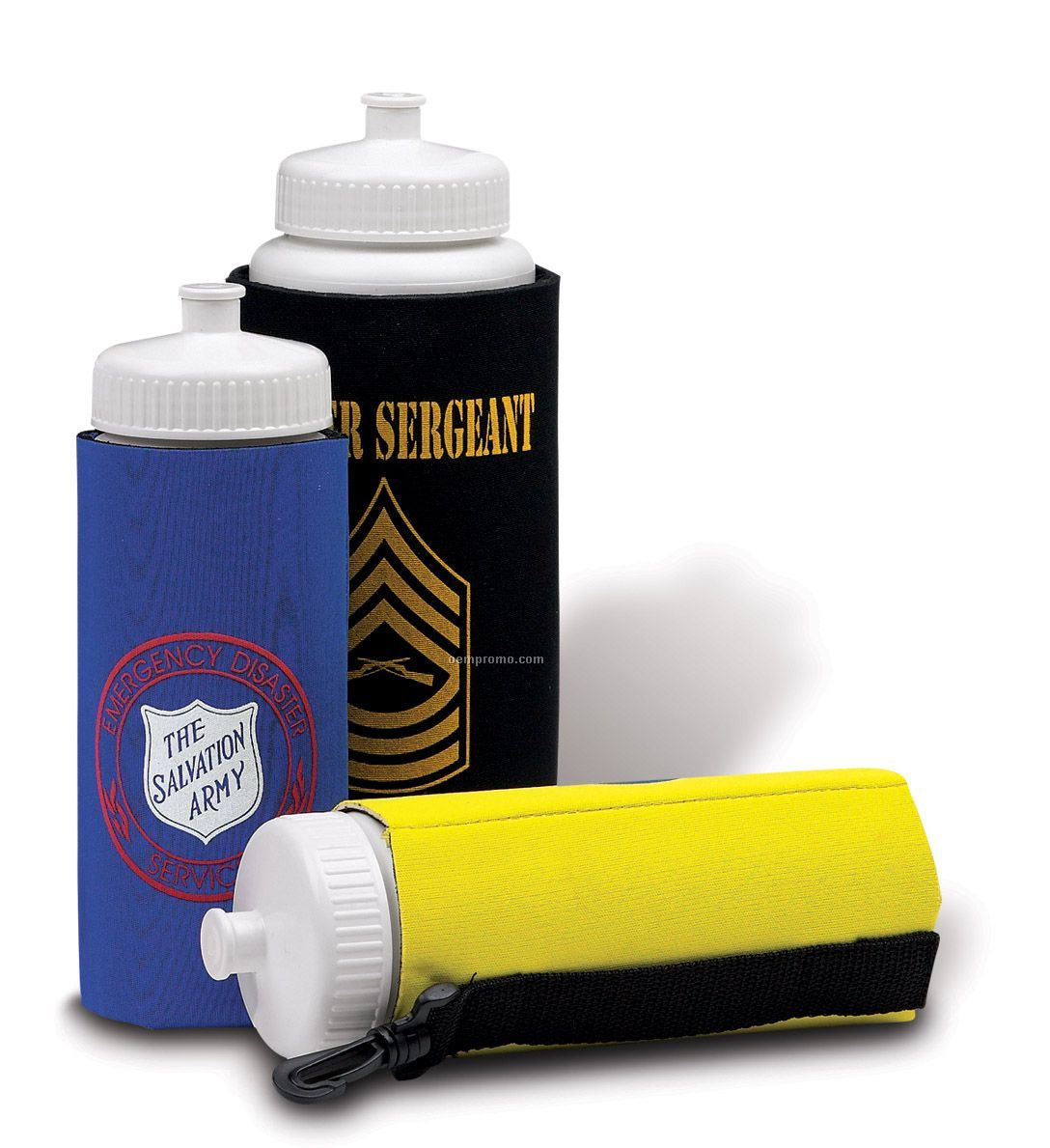 16 Oz. Insulated Sport Squeeze Bottle
