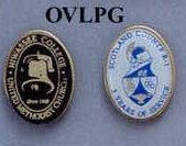 "Custom Kromafusion - Oval Lapel Pin (7/8"")"
