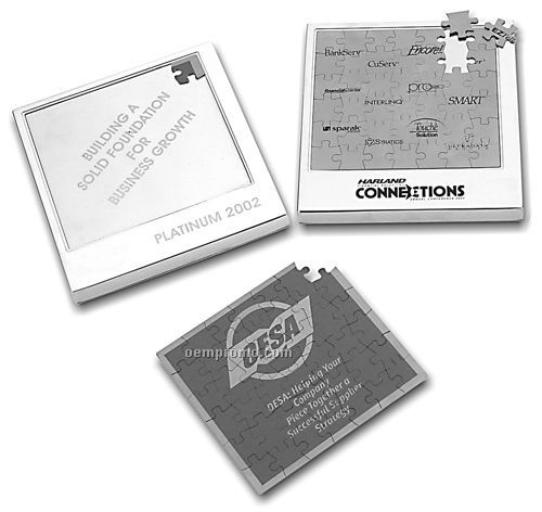 Logo Promo Magnetic Puzzle - Small
