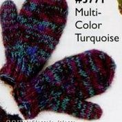 Nepali Lined Recycled Silk Mittens
