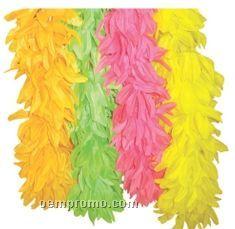 "36"" Neon Silk Flower Leis"