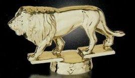 "Lion Figurine (2 1/2"")"