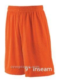 Augusta Adult Long Tricot Mesh Shorts (2xl)