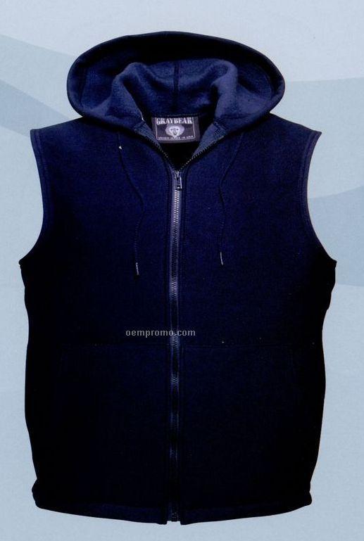 Graybear Vest (Ash Gray)
