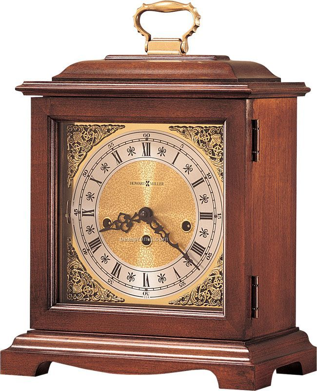Howard Miller Graham Bracket Clock (Blank)