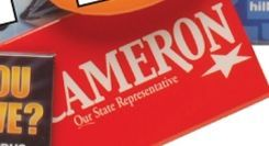 "Rectangle Celluloid Button W/ Square Corners (2.5""X3.5"")"