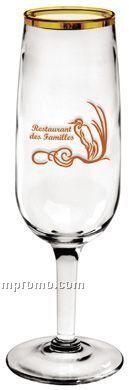 6.5 Oz. Flute Champagne Glass