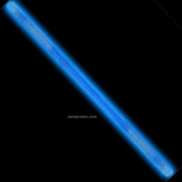 Blue Glow Cocktail Stir Stick