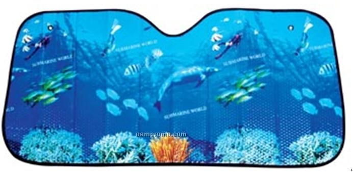 Car Sunshade For Front Window