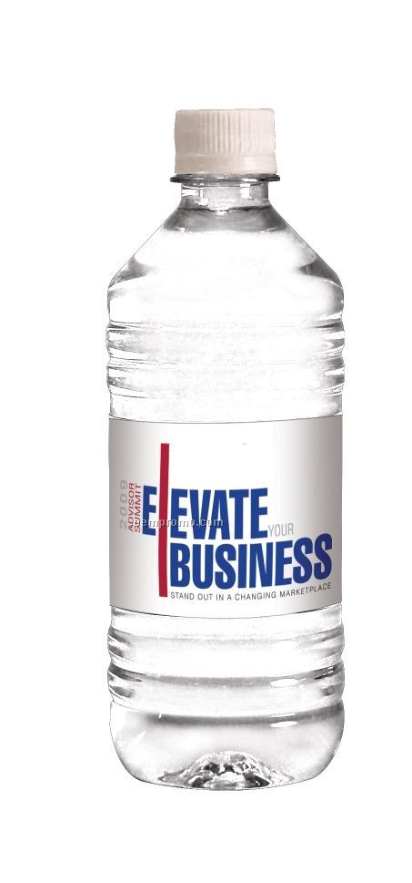 Custom Bottled Water 4 Less 16.9 Oz