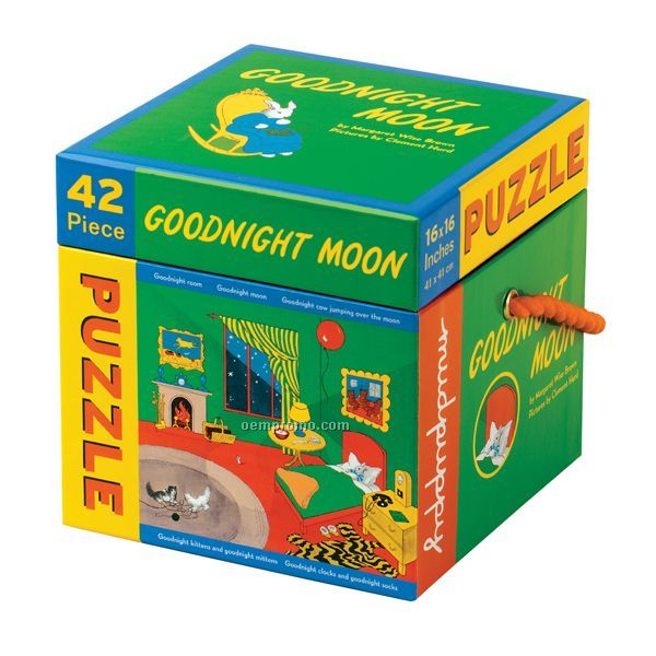 Goodnight Moon 42 Piece Puzzle