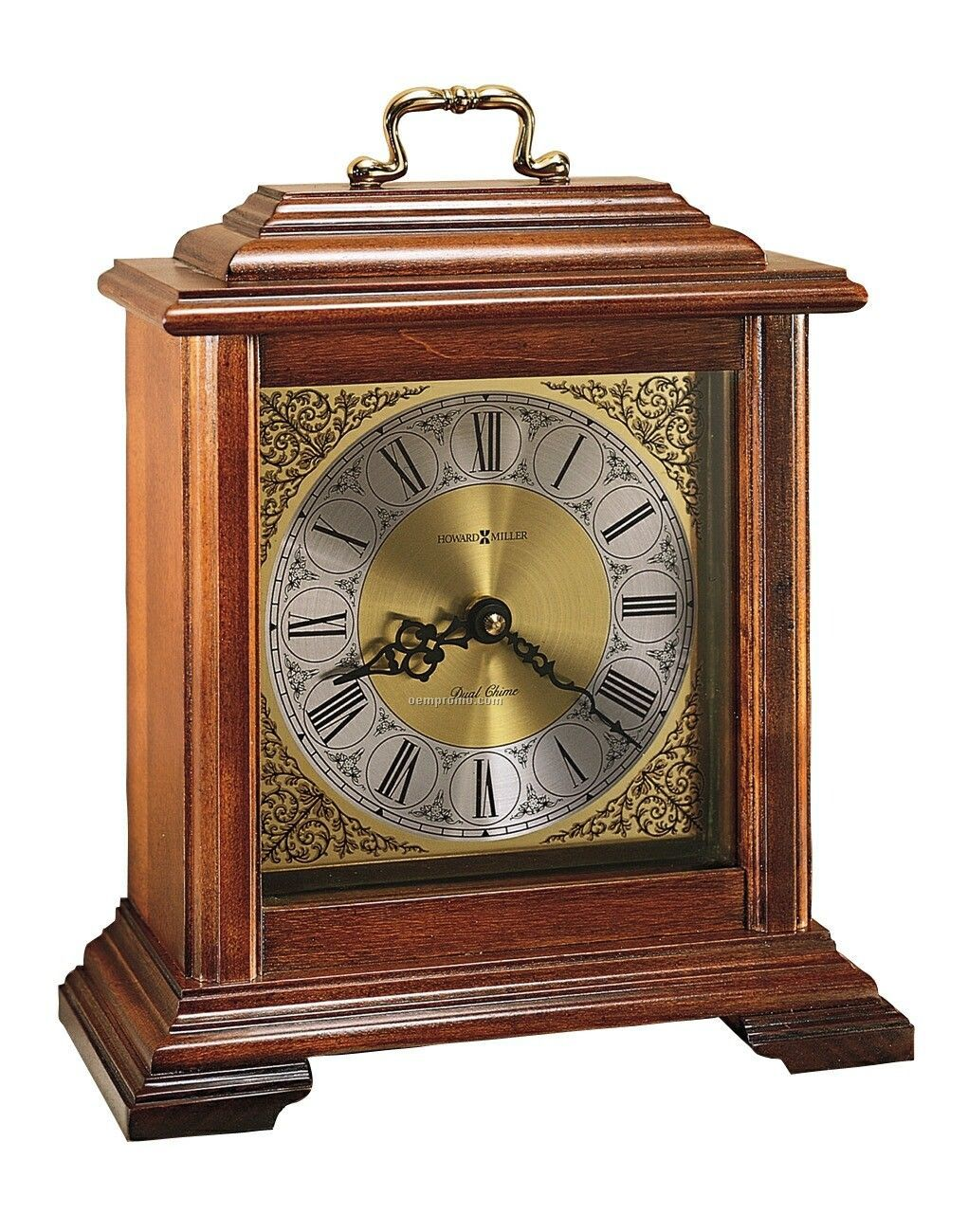 Howard Miller Medford Quartz Dual Chime Clock ( Blank)