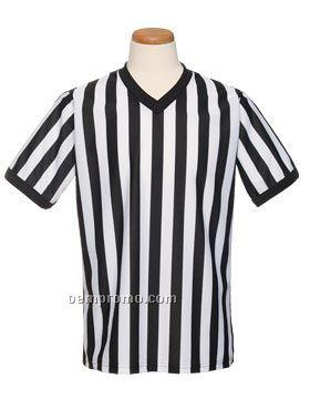 Majestic V-neck Referee Jersey (S-2x)