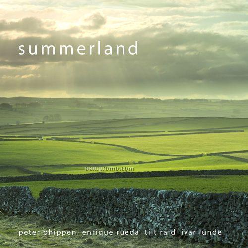 Summerland Music CD
