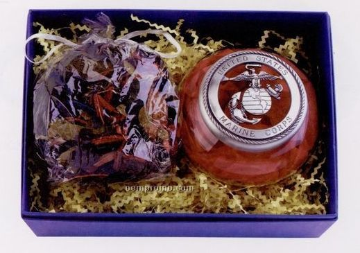 U.s. Marine Corp Potpourri Gift Set