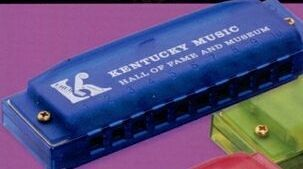 Hohner Translucent Harmonica (Blank)