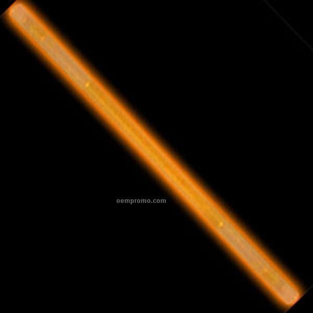 Orange Glow Cocktail Stir Stick