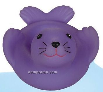Rubber Sea Lion Soap Dish