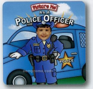 """""""Picture Me As A Police Officer"""" Photo Picture Book"""