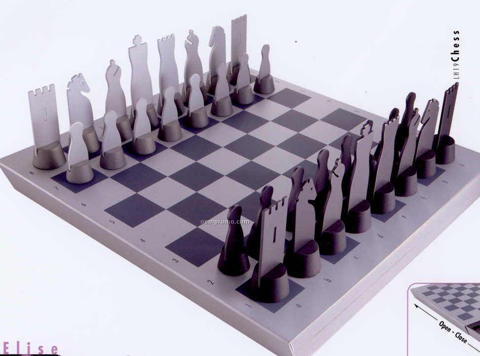 Chess Set (28cmx24cmx3cm)