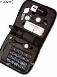 USB Travel Kit With Portable Keyboard & Mini Hub