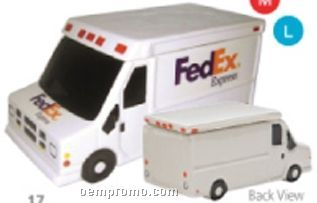 Delivery Truck Specialty Cookie Keeper - Blank