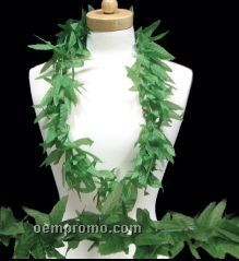 Fake Fern Leaf Leis