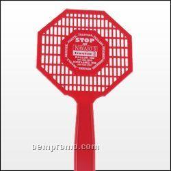 Octagon Flyswatter