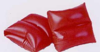 """7-1/2""""X7-1/2"""" Deluxe Arm Ring (Pair)"""