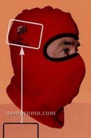 Heated Fleece Balaclava Mask With 2 Ear Warmers