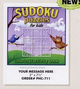 Stock Just For Fun Theme - Sudoku Puzzles For Kids