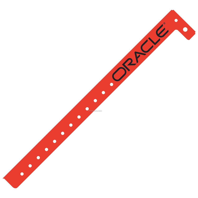 Super Plastic Wristband (3/4