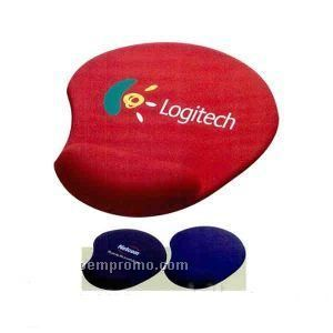 Silicone Wrist Rest Mouse Pad