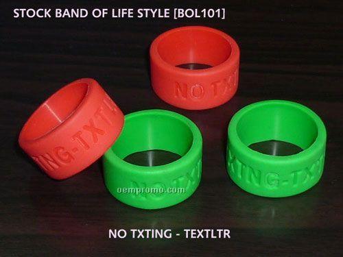 Band Of Life-thumb Band Stock