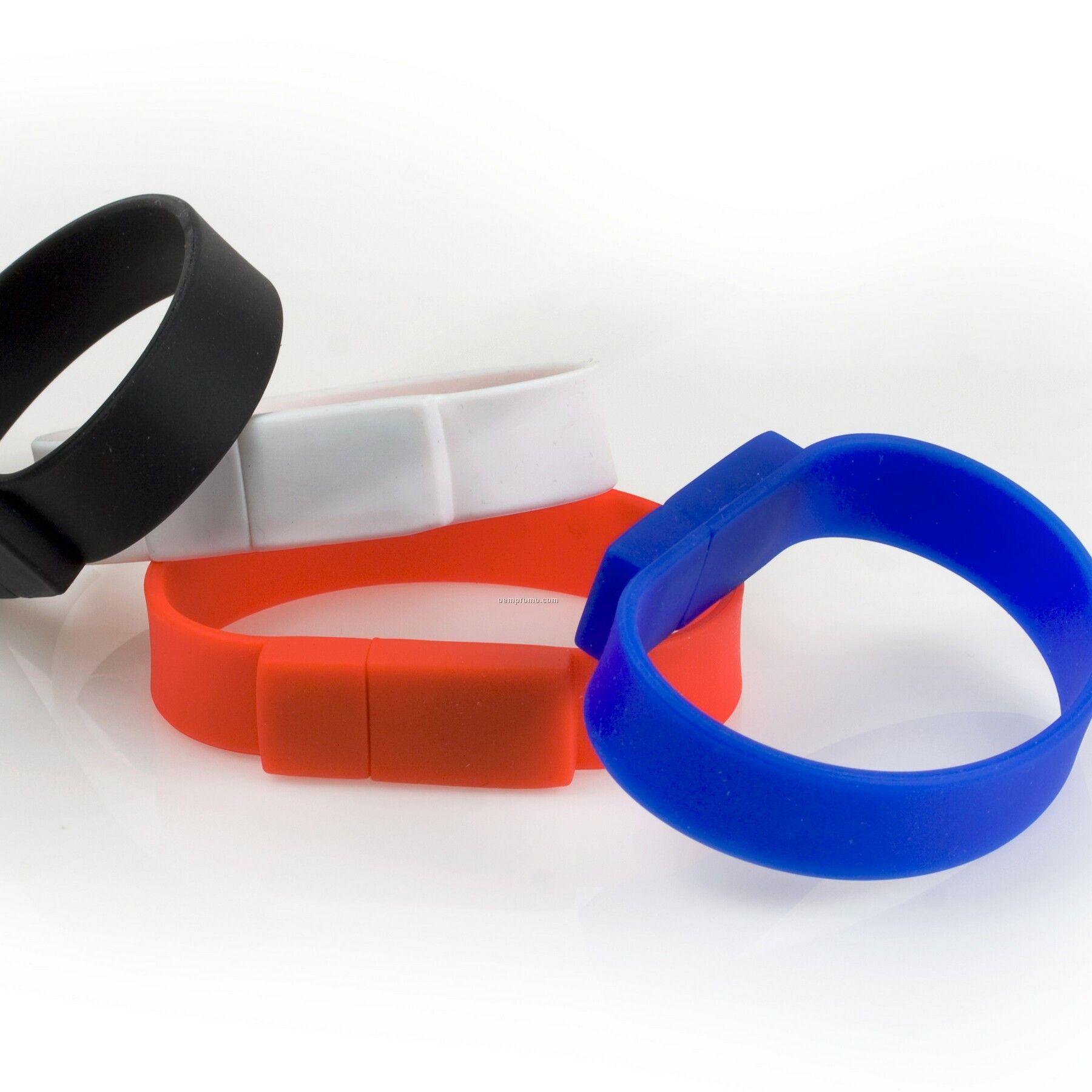 Buckle USB Wristband Flash Drive (16 Gb)