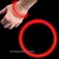 """Red Glow Bracelet (8"""")"""