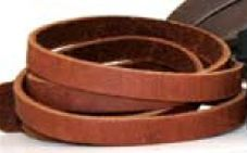 Split Leather Wristband