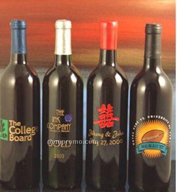 2007 Cabernet Sauvignon Leaping Horse Bottle Of Wine